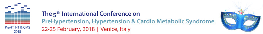 PreHT 2018 | The 5th International Conference on Prehypertension